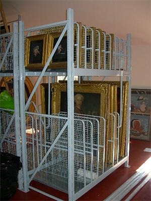 Arredamenti e arredi per musei a Torino e in Italia